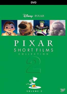 Pixar Short Films Collection [DVD]. Volume 2
