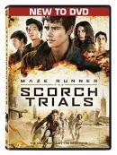 Maze runner [DVD]. The scorch trials