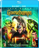 Goosebumps [Blu-ray]