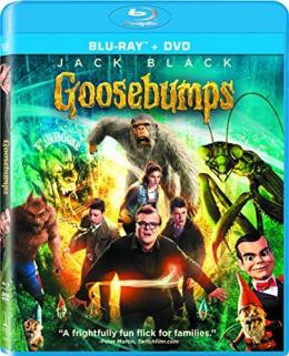 Goosebumps [Blu-ray]