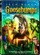 Goosebumps [DVD]
