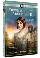 Downton Abbey [DVD]. Season 6
