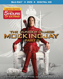 The Hunger Games [Blu-ray]. Mockingjay, Part 2