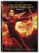 The hunger games [DVD]. Mockingjay, Part 2