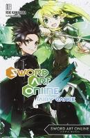 Sword art online. Book 3, Fairy dance