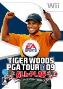Tiger Woods PGA Tour 09 all-play [Wii]