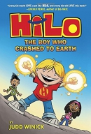 Hilo. Book 1, The Boy Who Crashed To Earth