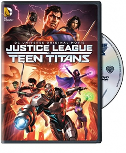 Justice League Vs. Teen Titans [DVD]