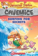 Geronimo Stilton Cavemice #8: Surfing for Secrets
