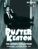 Buster Keaton [DVD] : the shorts collection, 1917-1923.