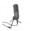 Yeti USB microphone [learning tool]