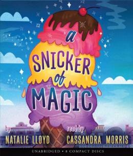 A Snicker Of Magic [CD Book]