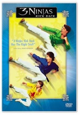 3 Ninjas Kick Back [DVD]