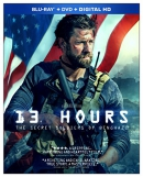 13 hours [Blu-ray] :  the secret soldiers of Benghazi