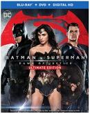 Batman v Superman [Blu-ray] : dawn of justice