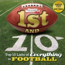 1st and 10 : top 10 lists of everything football
