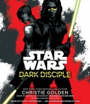 Dark disciple [CD book]