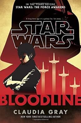 Star Wars [CD Book]. Bloodline