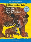 Baby bear, baby bear, what do you see? [book + CD]