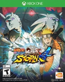 Naruto shippuden [Xbox 1] : ultimate ninja storm 4