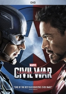 Captain America [DVD] : Civil War