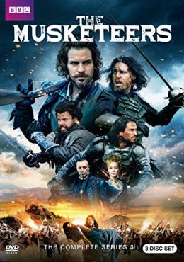 The Musketeers [DVD]. Season 3