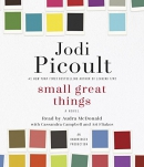 Small great things [CD book] : a novel