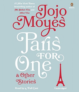 Paris For One & Other Stories [CD Book]