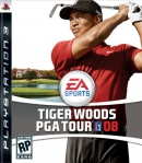 Tiger Woods PGA Tour 08 [PS3]