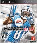Madden NFL 13 [PS3]