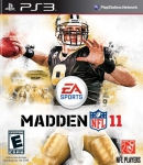 Madden NFL 11 [PS3]