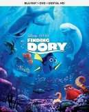 Finding Dory - BD Combo Pack