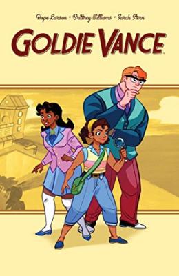 Goldie Vance. Book 1