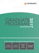 Graduate & Professional Programs: An Overview 2017