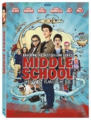 Middle school [DVD] : the worst years of my life
