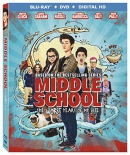 Middle school [Blu-ray] : the worst years of my life