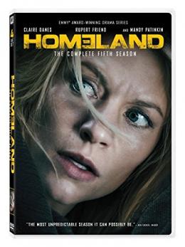 Homeland [DVD]. Season 5