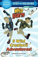 5 wild creature adventures! : a collection of five early readers