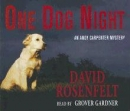 One dog night [CD book]