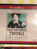 Lady cop makes trouble [CD book]