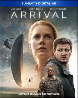 Arrival [Blu-ray]