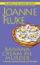 Banana cream pie murder [CD book]