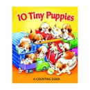 10 tiny puppies : a counting book