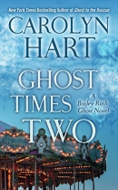 Ghost times two [large print]