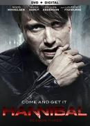 Hannibal - Season 3 [DVD + Digital]