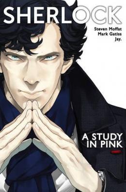 Sherlock. A Study In Pink