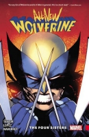 All-new Wolverine. Book 1, The four sisters