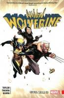 All-new Wolverine. Book 2, Civil War II