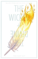 The wicked + the divine. Book 1, The Faust act