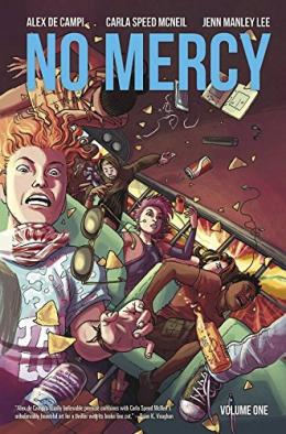 No Mercy. Book 1